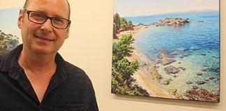 Josep Mª Solà exposa Paisatges a Ca l'Anita