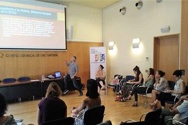 Seminari sobre LGTB al Consell Comarcal