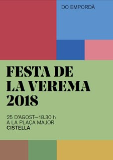 Festa de la Verema 2018