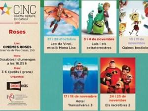 Cinema Infantil en Català, CINC,