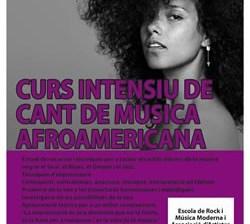 Curs de música afroamericana