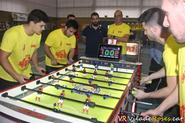 XI Open Bai de Feis de Futbolí de Roses