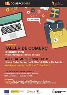 Taller de màrqueting digital