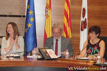 Montse Mindan, Carles Páramo i Sílvia Ripoll