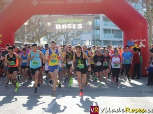 IV Cursa Badia de Roses Hotel Spa Terraza