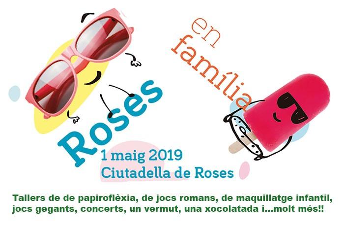 Roses en família