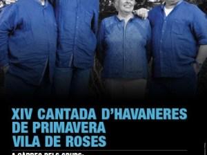 Cantada d'Havaneres Vila de Roses