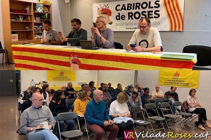 Assemblea a Roses de la Vegueria de la Regió 2 de la FEEC
