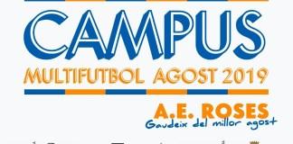 II Campus Multi Futbol a Roses