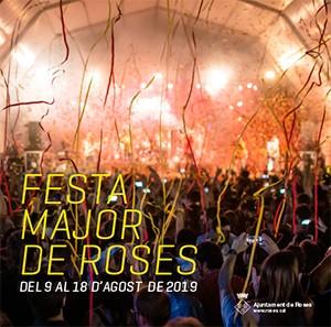 Festa Major de Roses 2019