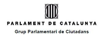 Proposta de Cs al Parlament de Catalunya