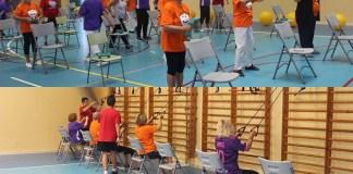 Activitats esportives gent gran de Roses