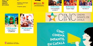 Cinema Infantil en Català a Roses
