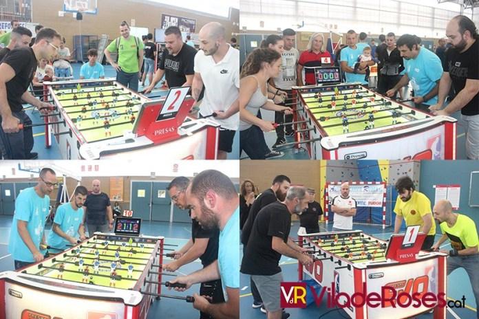 XII Open Bai de Feis Futboli Evo Presas de Roses