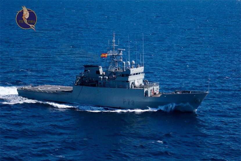 Patruller 'Vigía' de l'Armada