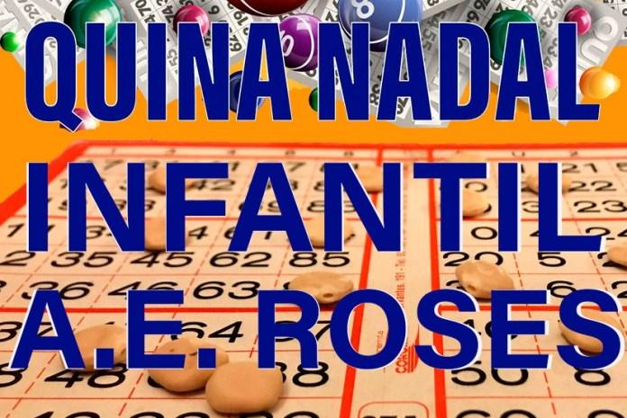 Quina Infantil A.E. Roses