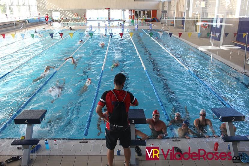 Repte 50x100 de natació