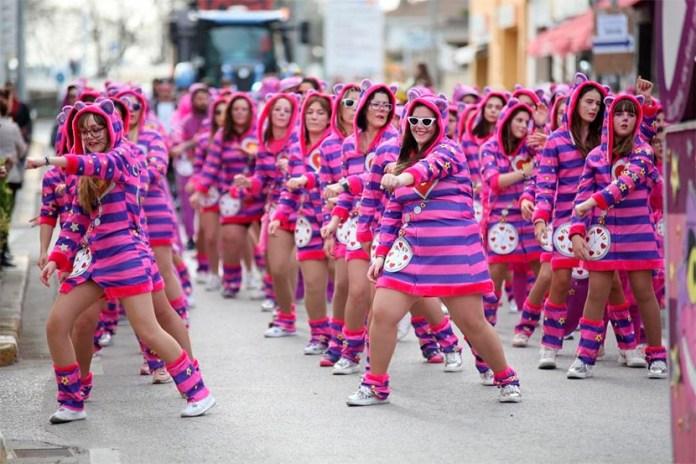 Carnaval de Castelló d'Empúries 2020