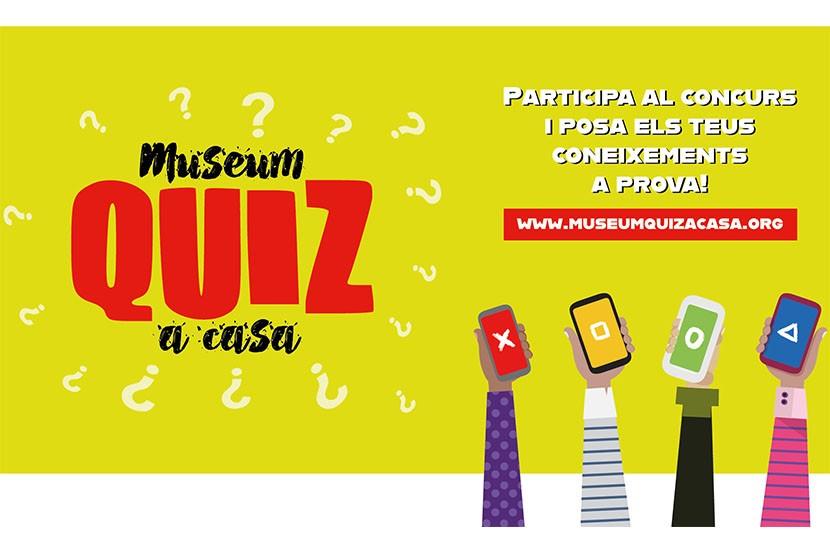 #MuseumQuizACasa