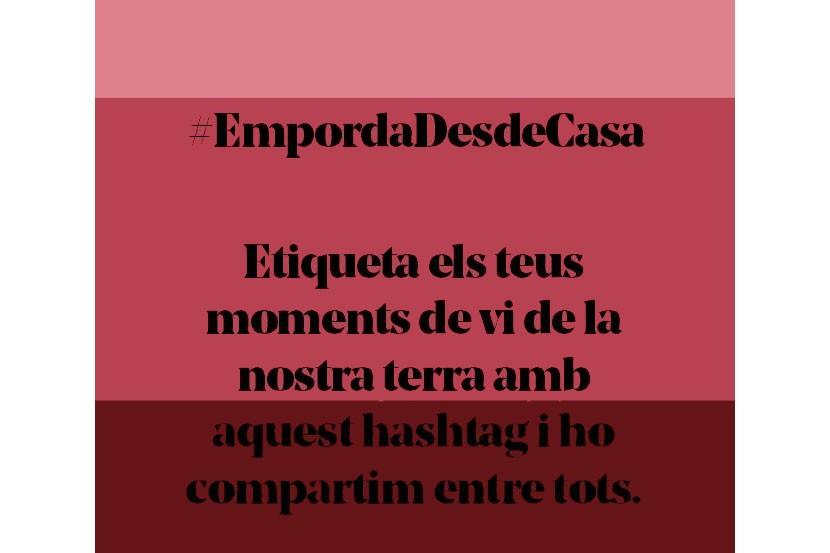 #EmpordaDesdeCasa