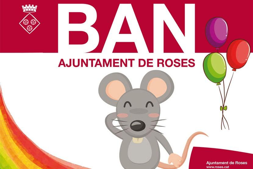 BAN de l'alcaldessa de Roses