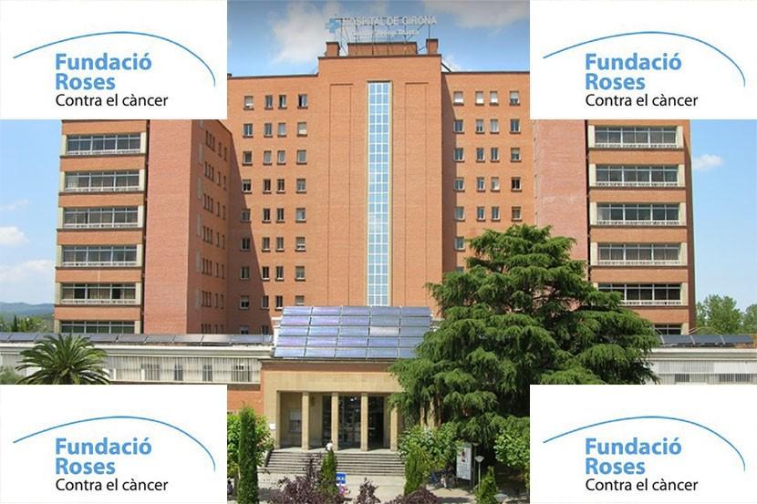 Donació Fundació Roses Contra el Càncer a l'Hospital Josep Trueta