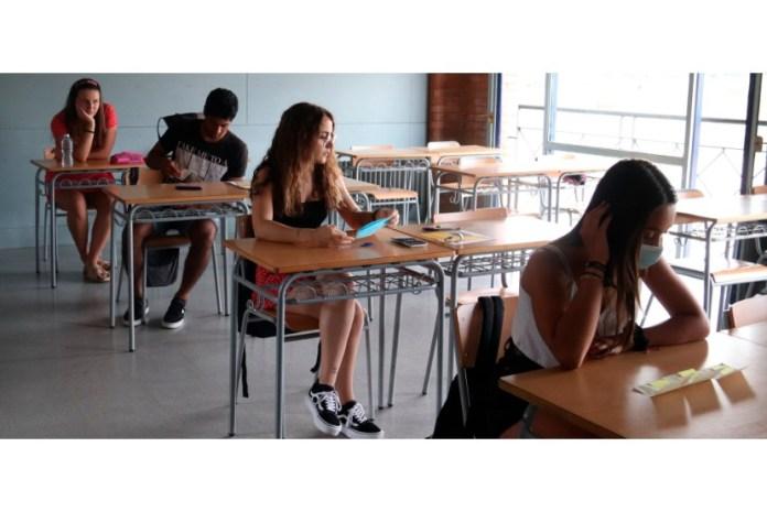 Prova d'Accès a la Universitat (PAU)