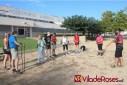 L'activitat física dels Parcs de Salut es manté amb sessions de marxa nòrdica
