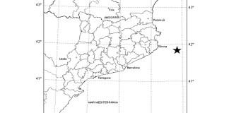 Terratrèmol a la Costa Brava