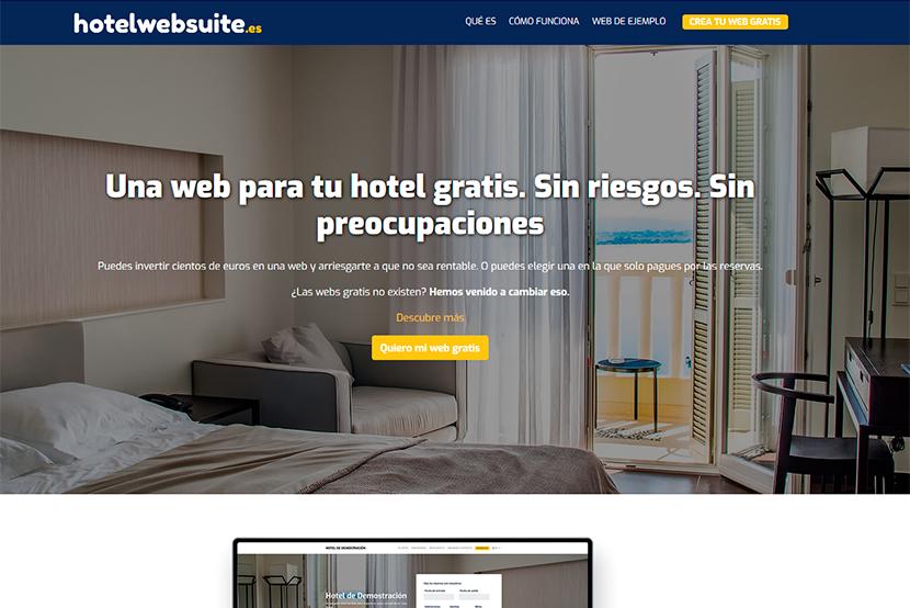 Hotel Web Suite