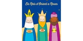 Els Reis Mags de l'Orient a la Ciutadella de Roses