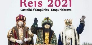 Els Reis Mags d'Orient arribaran a Castelló d'Empúries