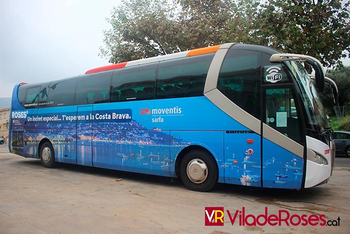 Transport públic a l'Alt Empordà