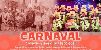 """""""Carnaval a Castelló d'Empúries 1900-2021"""""""