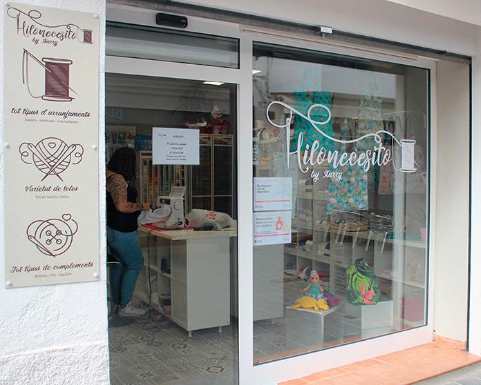 Merceria Hilonecesito by Xurry