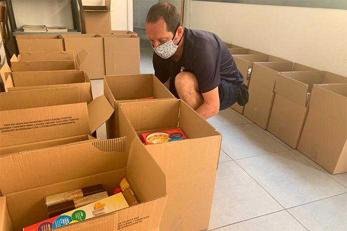 Ajudes socials a Castelló d'Empúries