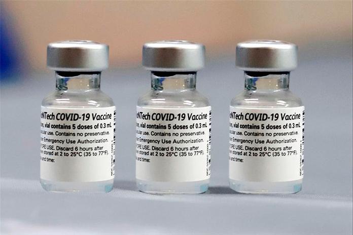 Tercera dosi de la vacuna de la Covid-19