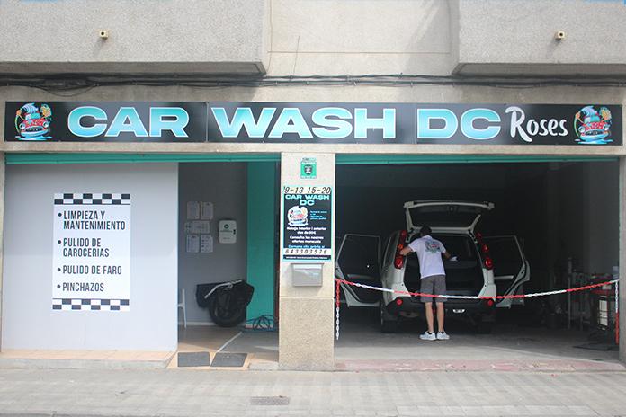 Car Wash DC Roses