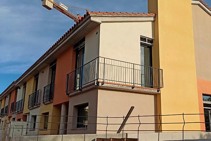 16 habitatges de lloguer social a Vilafant