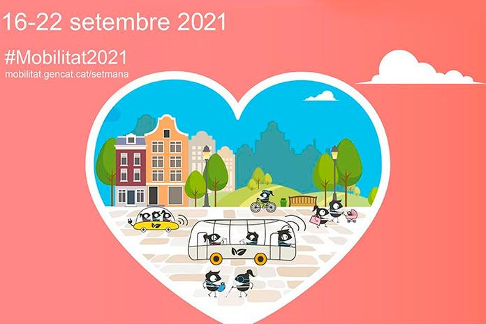 Setmana de la Mobilitat Sostenible 2021