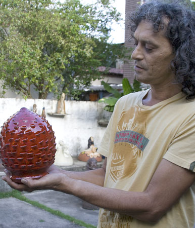 Chico Ferreira, ceramista paraibano