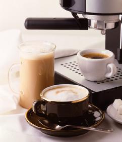 Cafés fresquinhos são muito mais saborosos