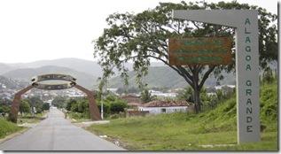 Chegando em Alagoa Grande