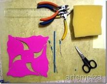 Passo a passo brinquedos reciclados - Materiais