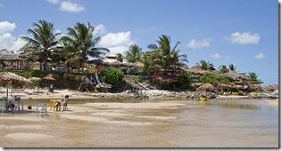 Quiosques de Praia Bela