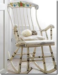 Balanço para a cadeira de descanso