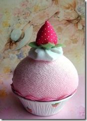 Cupcakes decorativos do Ana Tuyama
