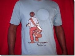 Camiseta assinada de André Lindoso