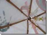 Veja como fica a tenda por dentro