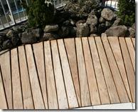 Veja como a madeira recupera seu tom original